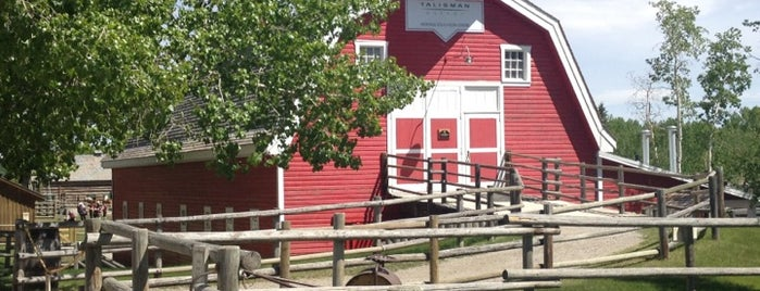 Heritage Park Historical Village is one of Calgary, Canada.