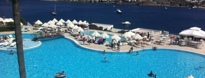 Baia Beach is one of Bodrum.