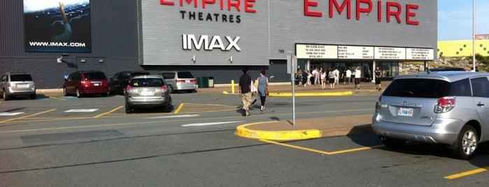 Scotiabank Theatre: Cineplex Entertainment (Bayers Lake) is one of Lugares favoritos de Sarah.
