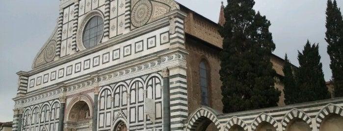 Basilica di Santa Maria Novella is one of 101 posti da vedere a Firenze prima di morire.