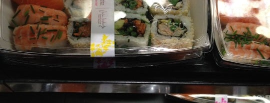 itsu is one of London food.