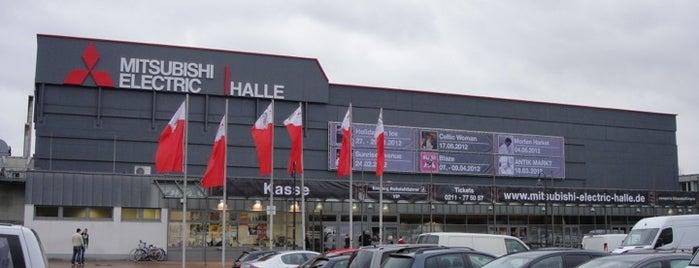 Mitsubishi Electric Halle is one of Damien 님이 좋아한 장소.