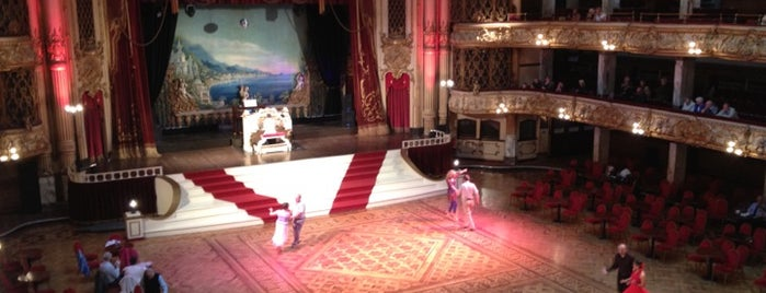 Blackpool Tower Ballroom is one of Carlさんのお気に入りスポット.
