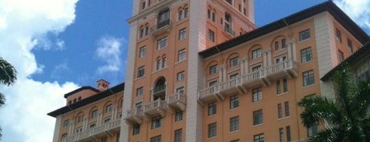 Miami Biltmore Hotel is one of The Magic City Miami.