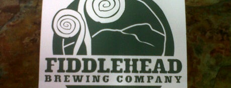 Fiddlehead Brewing Company is one of Best Breweries in the World.