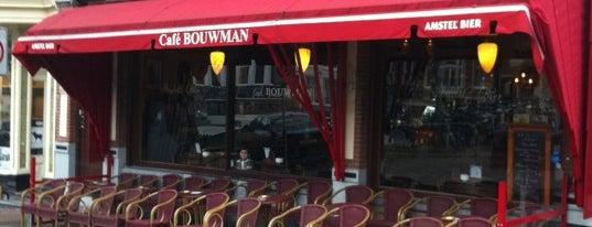 Café Bouwman is one of Tempat yang Disukai Kasia.