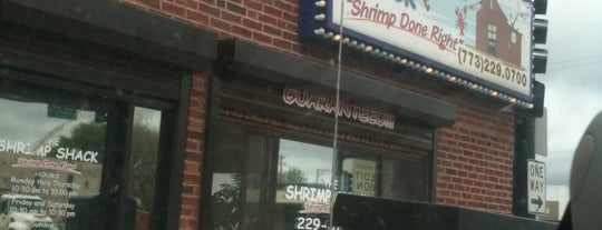 Shrimp Shack is one of Seafood.