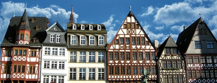 Römerberg is one of 100 обекта - Германия.