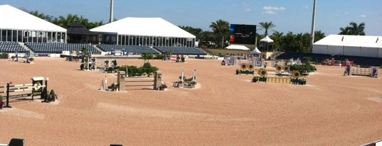 Palm Beach International Equestrian Center is one of 2017.