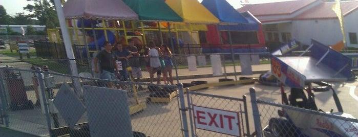 Grand Prix Amusements is one of Ocean city.