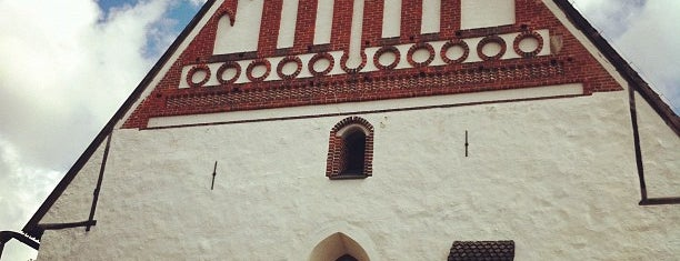Porvoo Cathedral is one of Our trip to Porvoo #TravelHousePorvoo.
