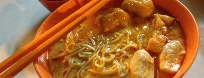 Jalan Ipoh Curry Mee is one of Near Home.