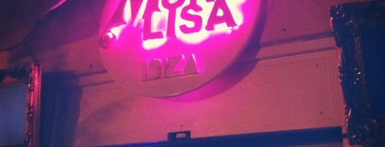 Bar Monalisa Ibiza is one of Denisさんの保存済みスポット.