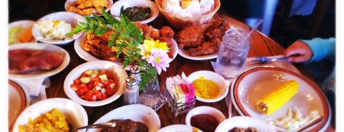 Dillard House Restaurant is one of Southern Soul Restaurants.