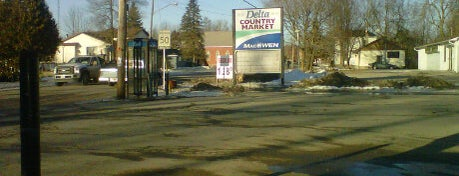 Delta Country Market is one of Jenny's Liked Places.