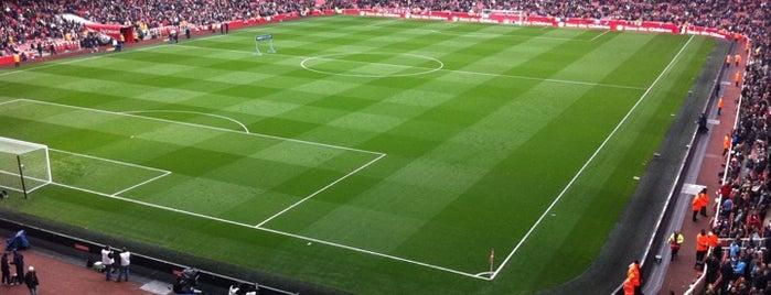 Emirates Stadium is one of Soccer Stadiums.