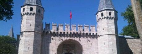 Topkapı Sarayı Müzesi is one of mekanlarım :)).