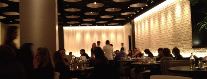 RPM Italian is one of Chicago Favorites.