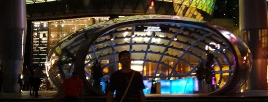 ION Orchard is one of My Singapore Trip'12.