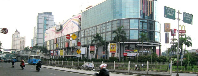 Plaza Atrium is one of @Jakarta, Indonesia #1.