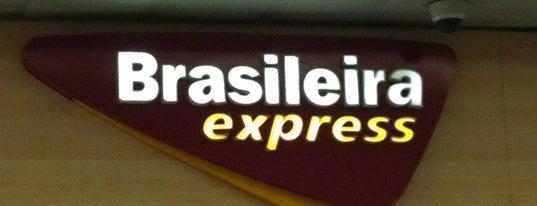 Brasileira Express is one of Veja Comer & Beber ABC - 2012/2013 - Comidinhas.