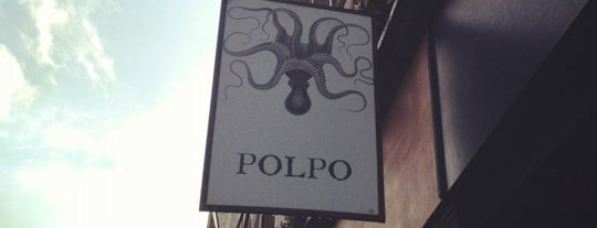 Polpo is one of Must-visit Food in Soho.