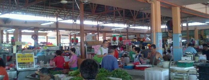 Pasar Air Panas is one of malaysia/KL.