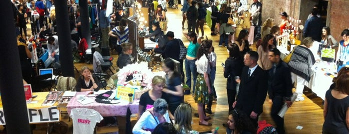 Bust Craftacular and Food Fair is one of BUST Hot Spots!.