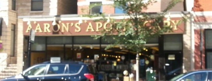 Aaron's Apothecary is one of Chicago.
