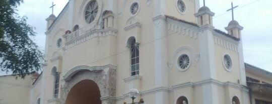 Iglesia Señor De La Soledad is one of สถานที่ที่ Jamhil ถูกใจ.