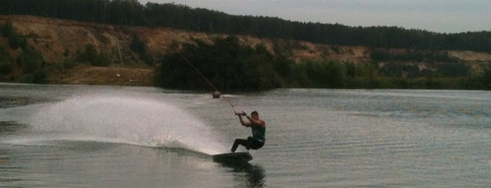 Freestyle Wake Park is one of Dmitry'in Beğendiği Mekanlar.