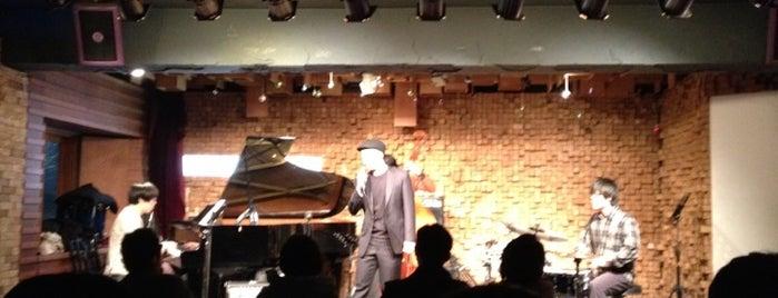 Jazz Club Palm is one of Rodrigoさんの保存済みスポット.