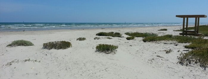 Mustang Island State Park is one of Texas Places to Try.