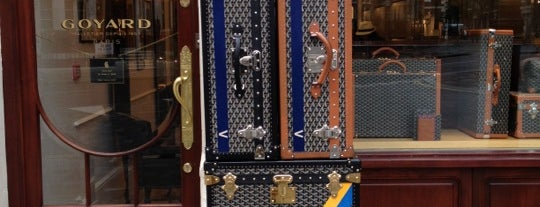 Goyard is one of London.