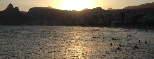 Pedra do Arpoador is one of Trip: Rio de Janeiro.
