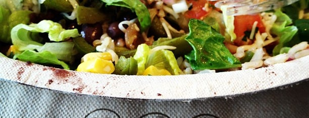 Chipotle Mexican Grill is one of Foodie Hot Spots.