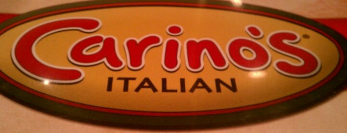 Johnny Carino's is one of Kim 님이 좋아한 장소.