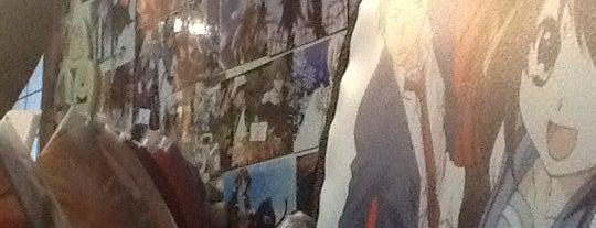 Anime Point is one of The Travelogue of Haruhi Suzumiya 涼宮ハルヒの旅日記.