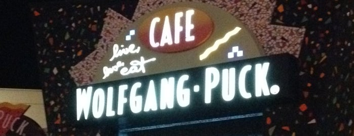 Wolfgang Puck Express (West Side) is one of Disney Springs.