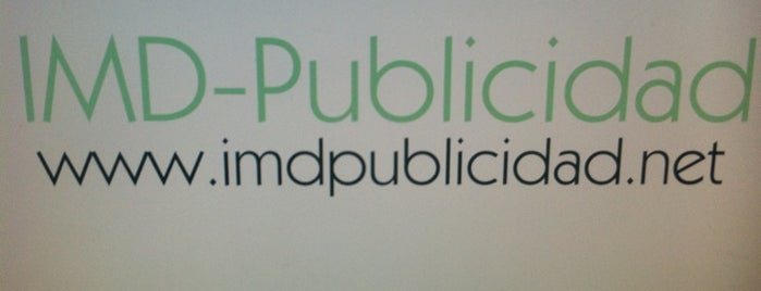 IMD Publicidad is one of Posti salvati di Angelique.