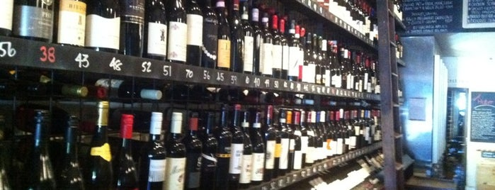 City Wine Shop is one of Concierge James Ridenour's Best of Melbourne.