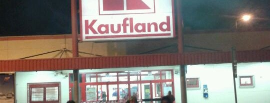 Kaufland is one of สถานที่ที่ Aytek ถูกใจ.