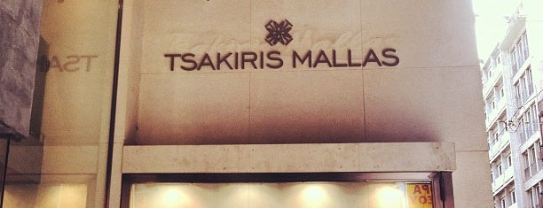 Tsakiris Mallas is one of Athen.