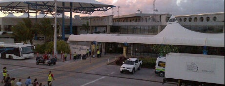 Grantley Adams International Airport (BGI) is one of Free WiFi Airports 2.
