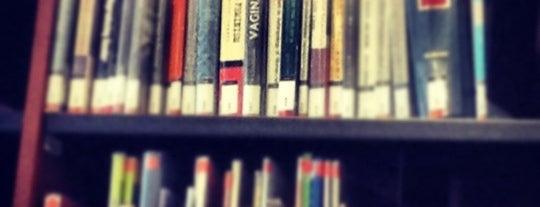 Ústřední knihovna FSS MU is one of oblíbené.
