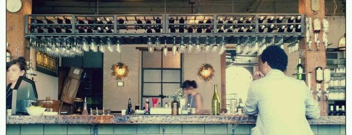 Roebling Tea Room is one of Bars.