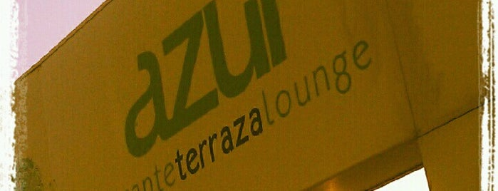 Azul Restaurante Lounge is one of Malaga Specials.