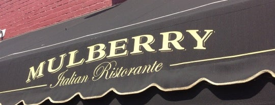 Mulberry Italian Ristorante is one of Buffalo.