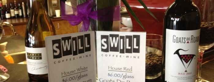 Swill Coffee and Wine is one of Paige : понравившиеся места.
