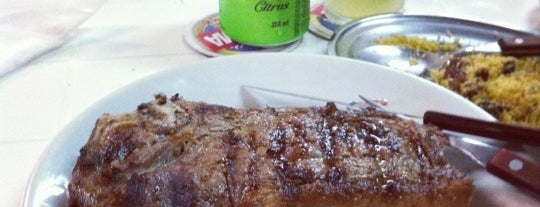 Casa da Costela is one of Veja Comer & Beber ABC - 2012/2013 - Restaurantes.
